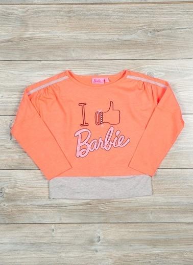 Barbie Sweatshirt Oranj
